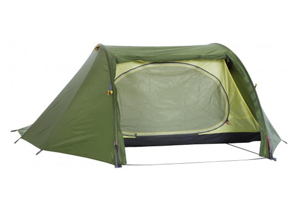 Helsport Fonnfjell 2 Tente Vert Sur Campz Fr
